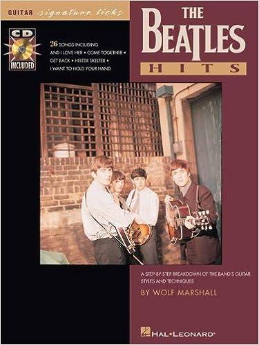 Beatles Hits (Guitar Signature Licks) by Wolf Marshall (1-Dec-1998)