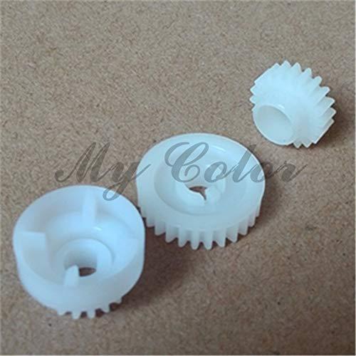 Printer Parts 5X NGERH0002YSZZ NGERH0136QSZZ NGERH0001YSZZ Developer Gear for Sharp AR237 AR238 AR261 AR316 AR318 AR266 AR311 AR2608 AR3108 by Yoton (Image #2)
