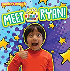 Meet Ryan, the seven-year-old YouTube mega-star from Ryan ToysReview, in this 8x8 storybook that's perfect for his millions of fans! This story is filled with fun facts about Ryan's videos, family, and hobbies!This is Ryan! You probably know ...
