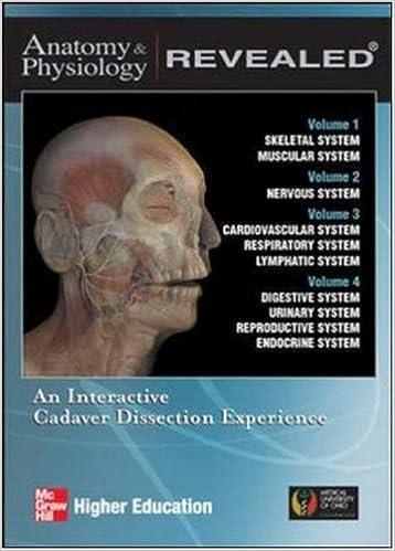 Anatomy & Physiology Revealed, CDs 1-4: 9780073215532: Medicine ...