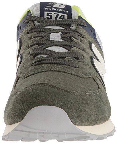 Hvc Baskets Homme Vert Balance Ml574v2 New Green Dark Covert Pigment qxFzBH