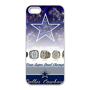 Dallas Cowboys Super Bowl Champions Cell Phone Case for iPhone 5S