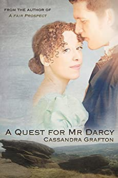 A Quest for Mr Darcy by [Grafton, Cassandra]