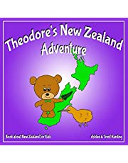 Theodore's New Zealand Adventure: Book about New Zealand for Kids