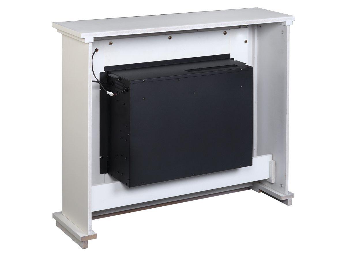 endeavour fires castleton electric fireplace suite amazon co uk