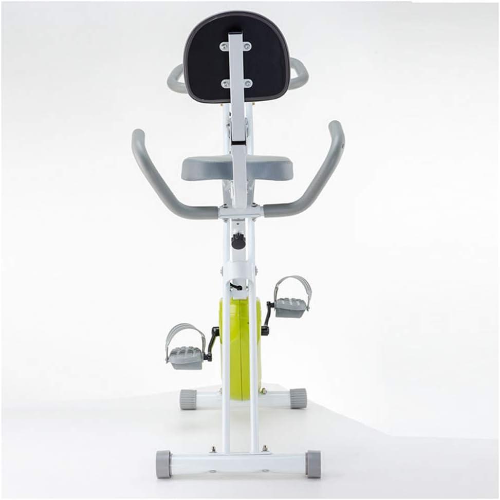 TXDWYF Ejercicio en Casa/Bicicletas Estáticas y de Spinning para Fitness/F-Bike/Bicicleta Estatica Plegable Adulto/Heimtrainer/Bicis Estaticas, Máquinas de Piernas, Unisex