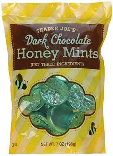 - Trader Joe's Dark Chocolate Honey Mints