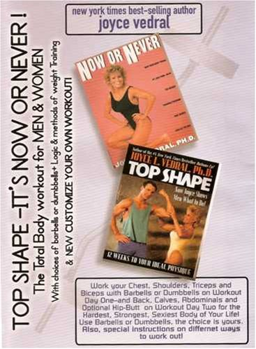 Joyce Vedral: Top Shape Total Body Weight Training Workout by Bayview Films