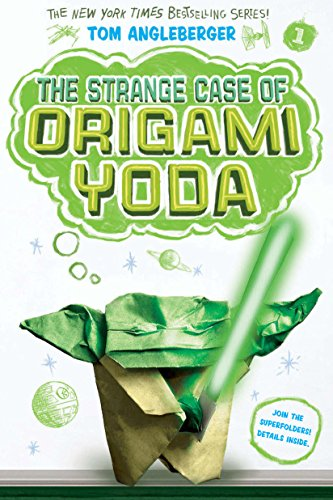 The Strange Case Of Origami Yoda Pdf