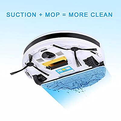 Auto Vacuum Cleaner Smart Sweeper Cleaning Robot Home Floor Cleaner Microfiber Dust Cleaner Self Charging