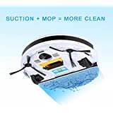 Auto Vacuum Cleaner Smart Sweeper Cleaning Robot Home Floor Cleaner Microfiber Dust Cleaner Self Charging