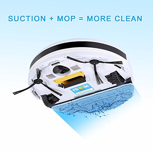 Auto Vacuum Cleaner Smart Sweeper Cleaning Robot Home Floor.