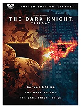 The Dark Knight Trilogy (Batman Begins / The Dark Knight / The Dark Knight Rises) / DVD