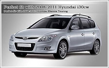 Amazon.com: Hyundai Elantra Touring I30 2007~2012 Genuine Oem Parts Rear  Wiper Blade 988501h000: Automotive