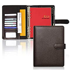 - EIN Two-stage Diary are handmade products made by leather craftsmen with all their devotion and products made in Korea that have durable quality that can be used for a long time. - They are made of high-quality fabrics that are similar to t...