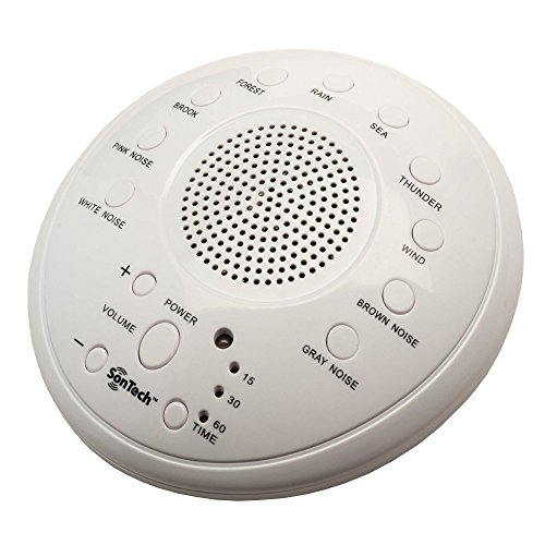 SonTech White Noise Sound Machine
