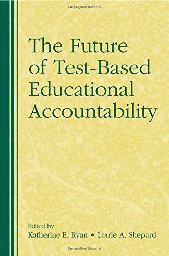 The Future of Test-Based Educational Accountability