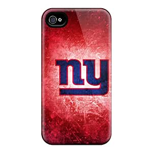 6 Scratch-proof Protection Cases Covers For Iphone/ Hot New York Giants Phone Cases