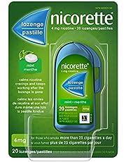 Nicorette Nicotine Lozenges
