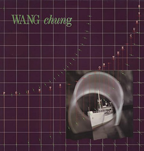 Wang Chung - Points On The Curve (Curve Vinyl)