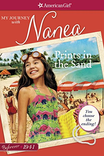 Erin Sand - Prints in the Sand: My Journey with Nanea (American Girl)