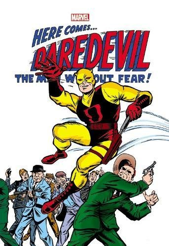 Read Online Marvel Masterworks: Daredevil Volume 1 (New Printing) ebook