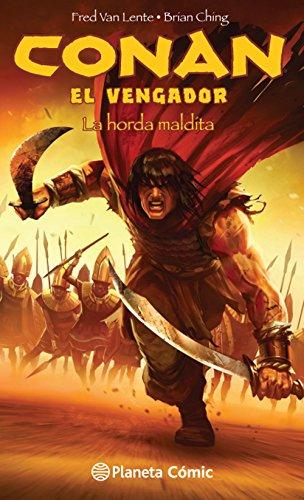 Descargar Libro Conan El Vengador Nº 02 Fred Van Lente