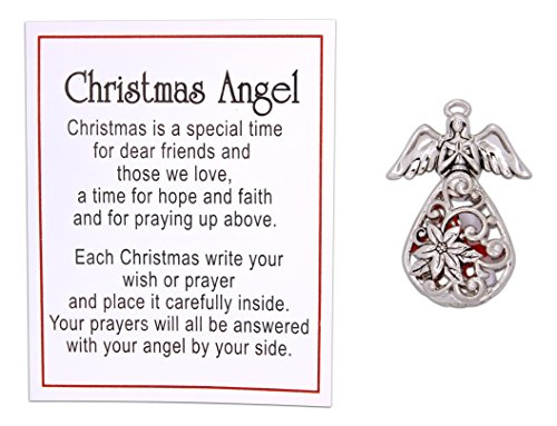 Small Angel Charm - 7