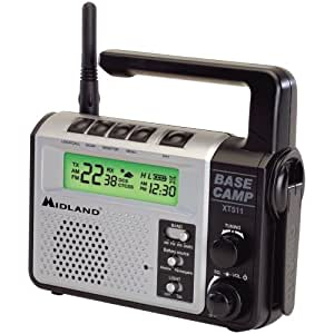 Amazon.com: Midland XT511 Two-Way Base Camp Radio: Home
