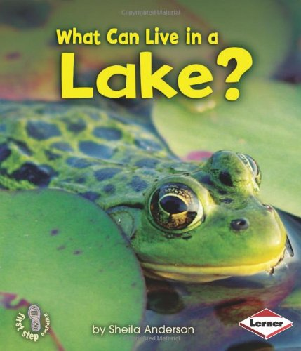 What Can Live in the Mountains? (First Step Nonfiction: Animal Adaptations)