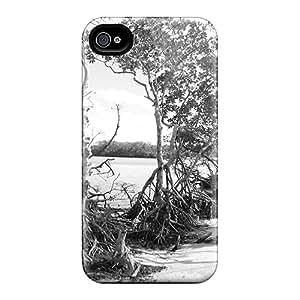 RNGdNMi4927MQzoa Case Cover, Fashionable Iphone 4/4s Case - Beach 1