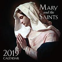 Mary and the Saints 2019 Calendar