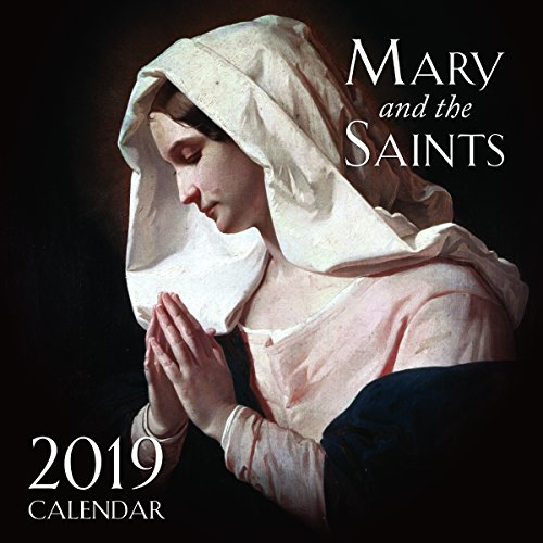 2019 Mary and the Saints Wall Calendar ()