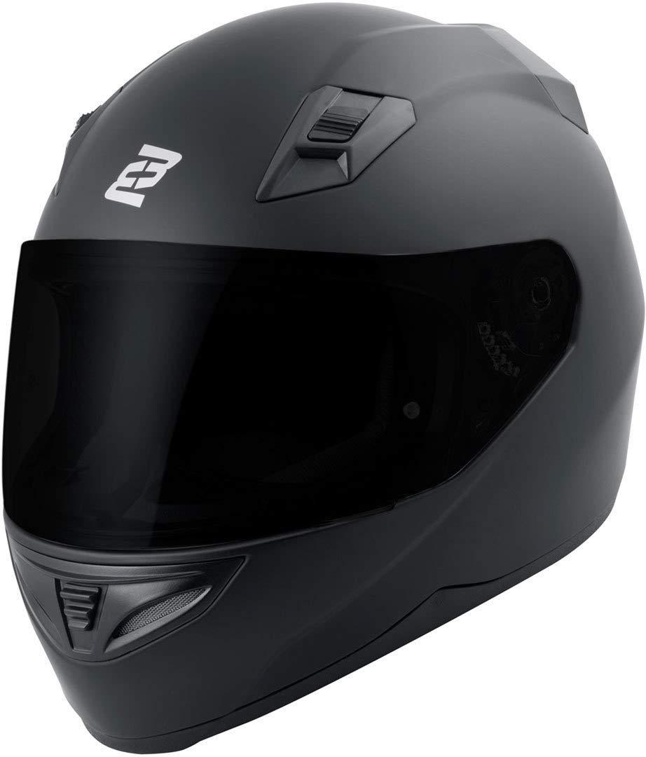 Bogotto FF391 Motorradhelm Wei/ß M