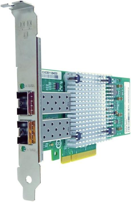 SL270s Gen8 for HPE ProLiant DL360p Gen8 ML350p Gen8 Axiom 614203-B21-AX Network Adapter PCIe 2.0 x8-10 Gigabit SFP+ x 2 SL390s G7 ML310e Gen8 ML350e Gen8