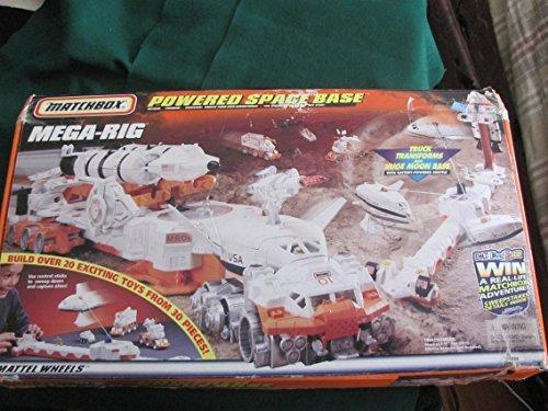 Matchbox, Mega-Rig, Powered Space Base