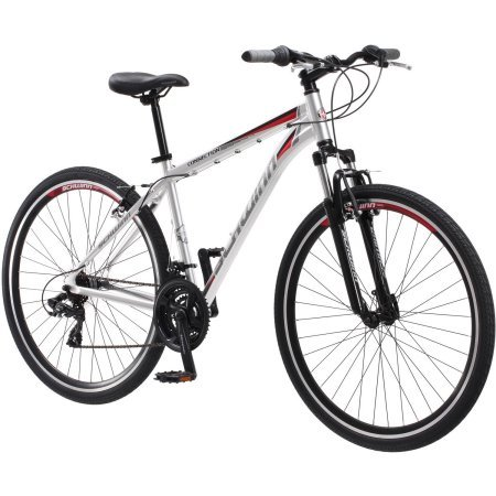 700c Schwinn Connection Men's Multi-Use Bike, 21 speeds with Shimano rear derailleur