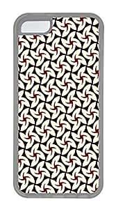 iPhone 5c Case Unique Cool iPhone 5c TPU Transparent Cases Personalized Color Pattern18 Design Your Own iPhone 5c Case