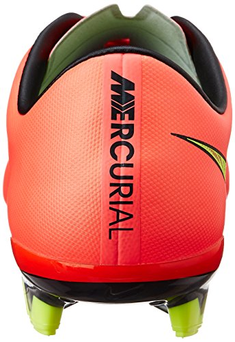 Nike Men's Mercurial Veloce Ii Firm Ground Football Boots Hyper Punch/Metallic Gold Coin j7jekLV