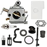 Harbot MS170 Carburetor with Air Filter Tune Up Kit for STIHL 017 018 MS180 MS170C MS180C Chainsaw C1Q-S57A 1130-120-0603