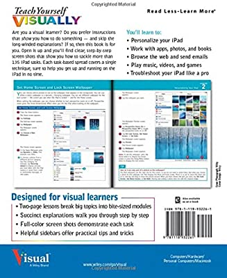 Teach Yourself VISUALLY iPad: Covers iOS 8 and all models of