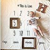OWIKAR Baby Blankets Newborn Photography Props