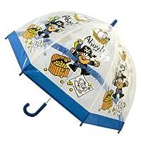 Bugzz PVC Clear Umbrella