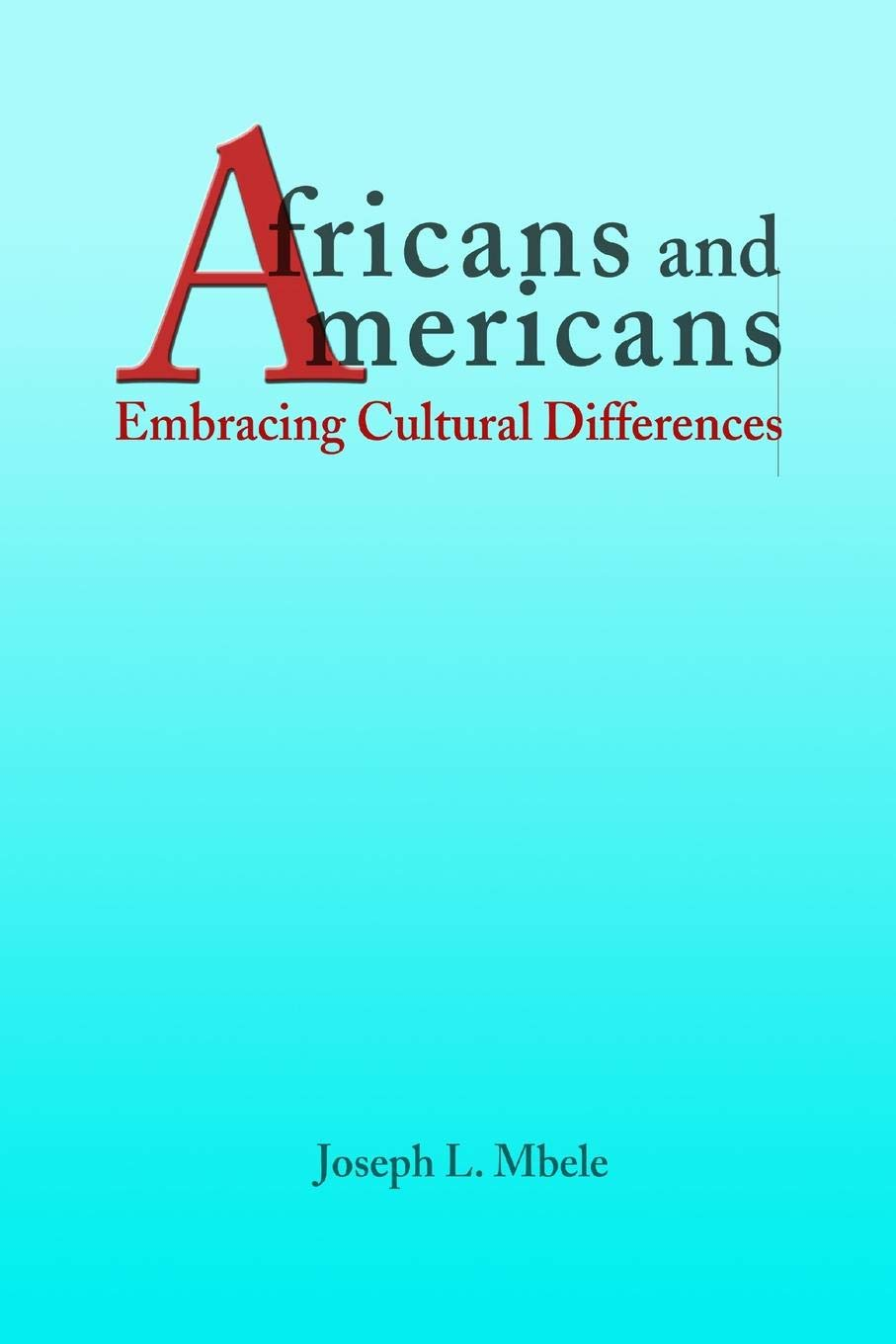 African and african american differences