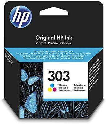 tinta tricolor hp 303: Hp: Amazon.es: Electrónica