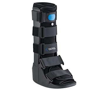 d8a798724 United Ortho Air Cam Walker Fracture Boot, Extra Small, Black