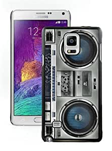 WOSN Boombox 2 Black Case Cover for Samsung Galaxy Note4