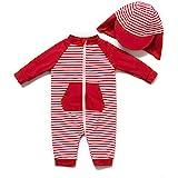 Infant Girl Swimsuit Long Sleeve Bathing Suit...