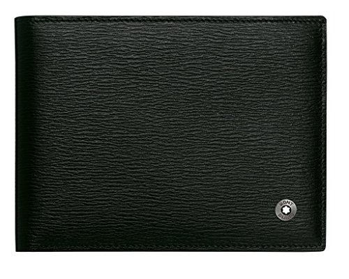 Montblanc 38036 Westside 4810 6cc Wallet (Dunhill Leather Wallet)