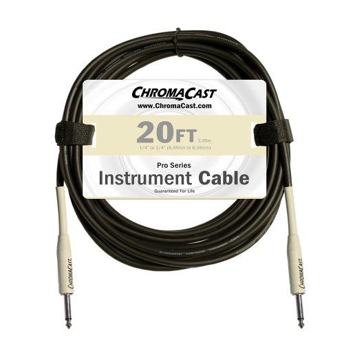 ChromaCast CC PSCBLSS 20VC Vanilla Instrument Straight